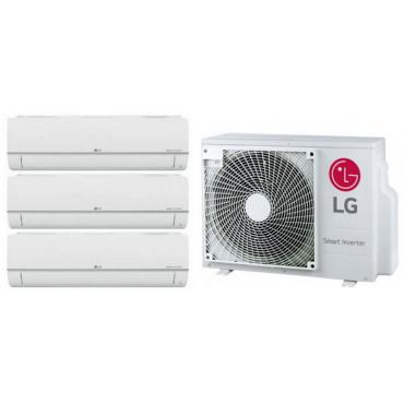 Мультисплит система LG DM07RP*3 / MU3M19