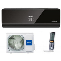 Кондиционер HAIER AS18NS4ERA / 1U18FS2ERA Full Black
