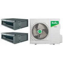 Мультисплит система Ballu BDI-FM/in-09HN1/Eu*2 / B2OI-FM/out-18HN1/EU