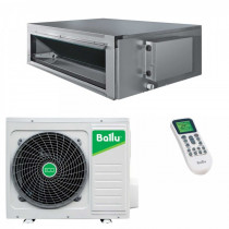 Канальный кондиционер Ballu BLC_D-18HN1_19Y
