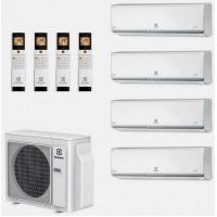 Мультисплит система Electrolux EACS/I-09 х 3 + EACS/I-18/ EACO/I-36 FMI-4/N3_ERP