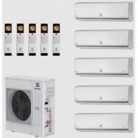 Мультисплит система Electrolux EACS/I-09 х 5/EACO/I-42 FMI-5/N3_ERP