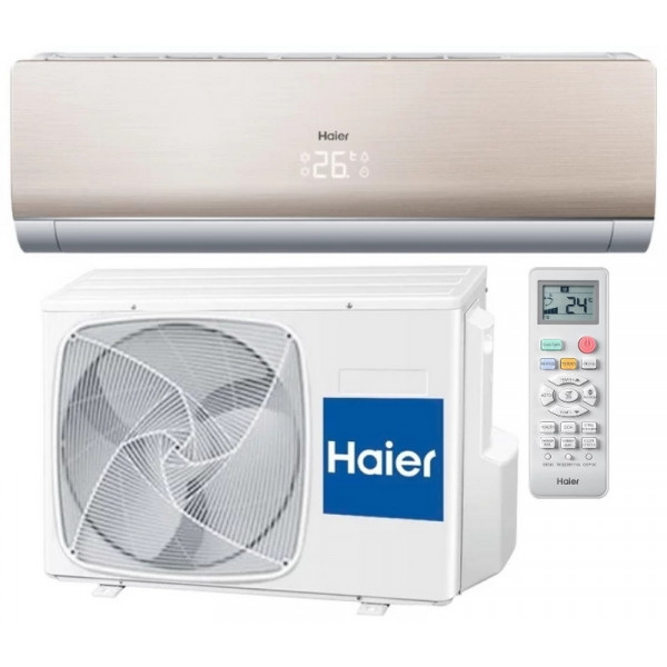 Кондиционер HAIER HSU-24HNF103/R2 Gold Panel