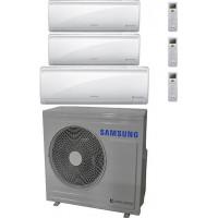 Мультисплит система SAMSUNG AJ025RBTDEH/AF x 3 / AJ068FCJ3EH/EU