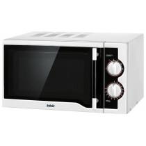 Микроволновая печь BBK 20MWS-712M/WB белый/черный