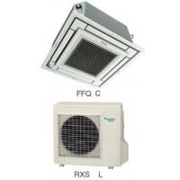 Кассетный кондиционер DAIKIN FFQ35C / RXS35L