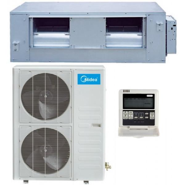 Канальный кондиционер MIDEA MHC-60HWN1-Q / MOUA-60HN1-R