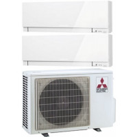 Мультисплит система MITSUBISHI ELECTRIC MSZ-EF35VE3W-2 / MXZ-3E68VA