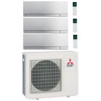 Мультисплит система MITSUBISHI ELECTRIC MSZ-EF22VE2S-3 / MXZ-3D54VA