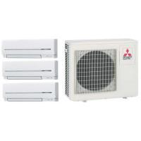 Мультисплит система MITSUBISHI ELECTRIC MSZ-SF20VA-2 / MSZ-SF35VE2 / MXZ-3E68VA
