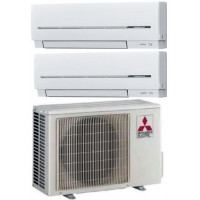 Мультисплит система MITSUBISHI ELECTRIC MSZ-SF25VE2 / MXZ-2D42VA