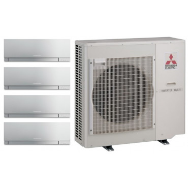 Мультисплит система MITSUBISHI ELECTRIC MSZ-EF22VE2S-4 / MXZ-4E72VA