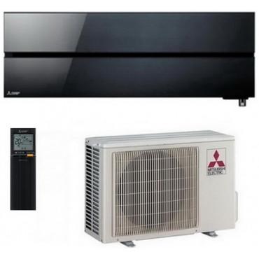 Кондиционер MITSUBISHI ELECTRIC MSZ-LN25VGB / MUZ-LN25VGHZ (Чёрный оникс)