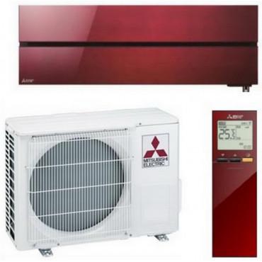 Кондиционер MITSUBISHI ELECTRIC MSZ-LN25VGR / MUZ-LN25VG (Рубиново-красный)