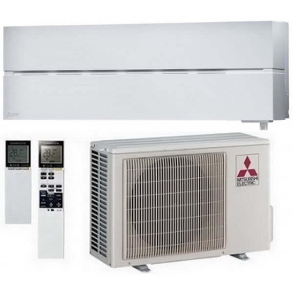 Кондиционер MITSUBISHI ELECTRIC MSZ-LN35VGV / MUZ-LN35VG (Перламутровый белый)