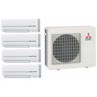 Мультисплит система MITSUBISHI ELECTRIC MSZ-SF20VA-4 / MXZ-4D72VA