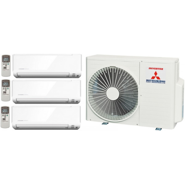 Мультисплит система MITSUBISHI HEAVY Industries SKM25ZSP-S-2 / SKM35ZSP-S / SCM50ZS-S