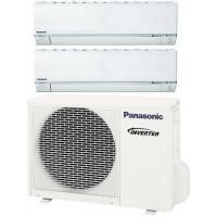 Мультисплит система PANASONIC CS-E7RKDW / CS-E12RKDW / CU-2E18PBD
