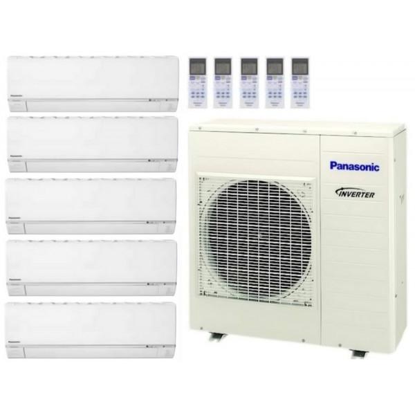 Мультисплит система PANASONIC CS-E9RKDW-5 / CU-5E34PBD