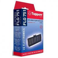 TOPPERR FLG 751 НЕРА- фильтр для пылесосов LG
