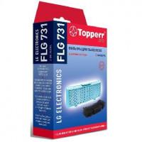 TOPPERR FLG 731 для пылесосов LG HEPA-фильтр + губчатый фильтр