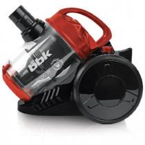 Пылесос BBK BV1503 черный/красный