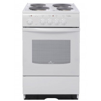 Электрическая плита DE LUXE 5004.12Э (934000) бел.