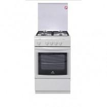 Газовая плита DE LUXE 5040.21ГЭ (941001) бел.