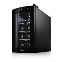 Холодильник BBK BWR-080 черный