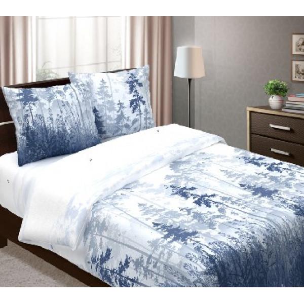 BRUNO КПБ 2-спальный с Евро прос. Туман