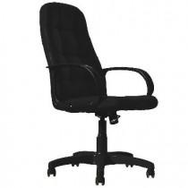 OFFICE-LAB кресло КР02 эко кожа черная / ЭКО1