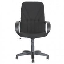 OFFICE-LAB кресло КР37 ткань черная С11
