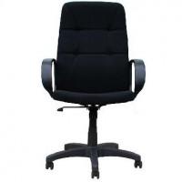 OFFICE-LAB кресло КР59 ткань черная С11