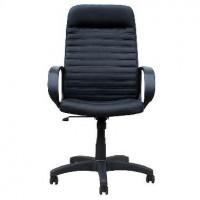 OFFICE-LAB кресло КР60 эко кожа черная / ЭКО1