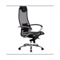 МЕТТА Кресло SAMURAI S-1.03 черный