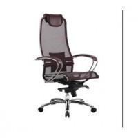 МЕТТА Кресло SAMURAI S-1.03 темно бордовый