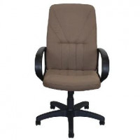 OFFICE-LAB кресло кр37 ткань коричневый С12