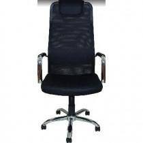 OFFICE-LAB кресло КР03 ткань TW черная