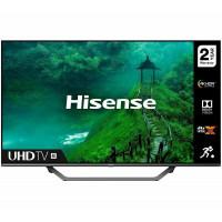 Телевизор HISENSE 55AE7400F-T2-UHD-SMART-безрамочный