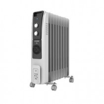 Масляный радиатор HYUNDAI H-HO-8-11-UI845 Маслонаполненный радиатор