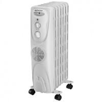 Масляный радиатор ENGY EN-1307F 7 секций с вентилятором
