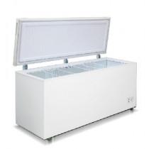 Морозильник БИРЮСА 560KX 510л (ларь, глухая крышка) белый