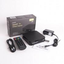 Медиаплеер ATOM 216RK SMART_BOX/ULTRA_HD/SMART_TV(Android 7.1/2G/16Gb)