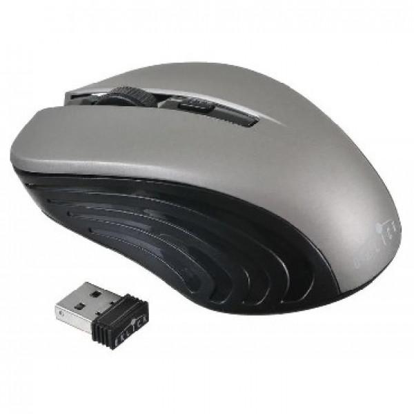 OKLICK 545MW черный/серый оптическая (1600dpi) беспроводная USB (3but)