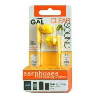 GAL M-005Y-F желтый
