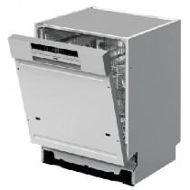 Напольная посудомоечная машина BBK 60-DW203D серебро