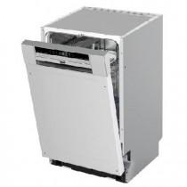 Напольная посудомоечная машина BBK 45-DW202D серебро