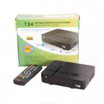 СИГНАЛ T-34 HD DVB-T2/WI-FI