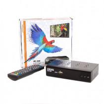 СИГНАЛ HD-300 DVB-T2/DOLBY DIGITAL/WI-FI/дисплей, металл