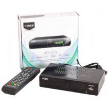 ЭФИР HD-225 DVB-T2/DOLBY DIGITAL/WI-FI/дисплей, металл